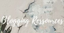 Blogging Ressources