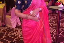 Saree and blouse