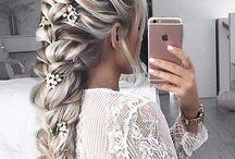 Suomi 100 hair