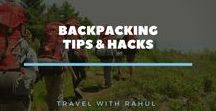 Backpacking Tips & Gear