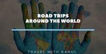 Road Trips Around The World