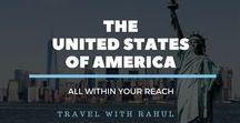 USA Travel - Places to Visit