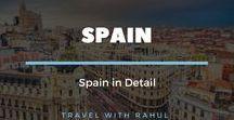 Spain - Places to Visit