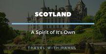 Scotland - Places to Visit