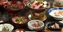 Japanese cuisine wasyoku 和食 / 会津東山温泉向瀧