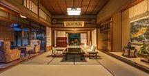 Traditional Japanese Rooms 日本家屋 座敷 / 会津東山温泉向瀧
