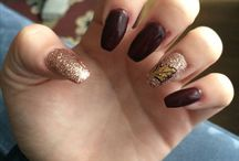 My nails / My nails that i have got done.