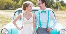 NIEBIESKI ŚLUB WESELE blue wedding inspirations / Niebieska suknia ślubna, dekoracje, stół, samochód na ślub, kwiaty, bukiet ślubny, niebieskie buty; ODCIENIE NIEBIESKIEGO, kolor przewodni na ślub i wesele. Blue wedding dresses, decor, table decorations, shoes, ties, wedding flowers, blue details.