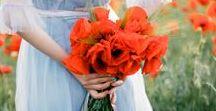 ŚLUB 2018 KOLORY INSPIRACJE wedding inspirations: color / Kolor przewodni - ślub i wesele 2017 2018 Motywy i zestawy kolorystyczne. Dekoracje ślubne, zaproszenia, dodatki, stół weselny. color inspirations for your wedding day