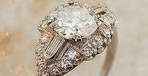 PIERŚCIONKI ZARĘCZYNOWE wedding engagement rings / Oryginalna biżuteria, piękne, zupełnie wyjatkowe pierścionki zaręczynowe. Unique wedding & engagement rings.