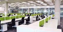 Open Plan & Office Space