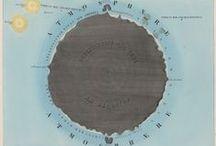 Maps--Infographic & Odd