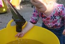 Water Play for Preschoolers / by C Montessori