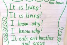 poems for kindergarteners / by C Montessori