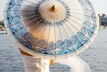 Umbrellas, Parasols