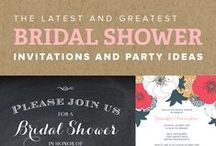 Wedding or Shower ideas / by Robin Armstrong