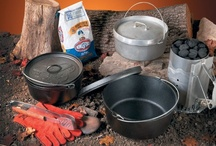 Dutch Oven Campin' / by Becky Sawyer Rasmussen