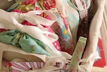 baby gift/shower ideas / by Sharon van Edema