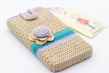 CROCHET Bags, Purses, Cases  / by Sigita