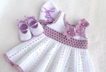 CROCHET Clothing, blankets for Kids and Babies ✾