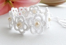 CROCHET Jewelry, Collars  / by Sigita