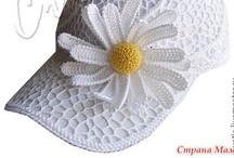 CROCHET Hats, Caps, Headbands