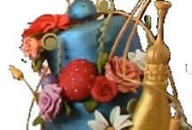 Too Pretty To Eat / Cakes that take the cake / by Sarah Mutter