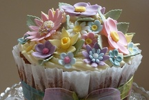 cakes  / by Debbie Baker
