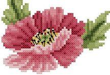 Embroidery, Cross Stitch
