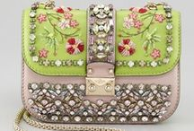 My Style / Sparkles, as many as possible, flowers, feathers , fun .......  a pinch of ethnic...
