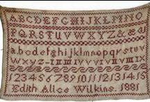 Cross Stitch/Stitching