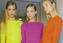 I Dream In Colour / Colour Blocking at its best.....