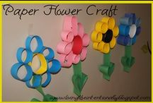 *spring crafts*