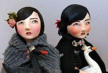 Little Characters / by Paula Braun