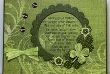 Cards - St Patricks / by Bonnie Brang
