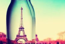 La joie de vivre a Paris!   / Dreams of France  / by Michele Seat