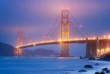Bridges / Bridges all around the world. / by Susan Lantz