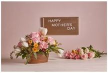 Mother's Day, treat Mom like a Queen! / Beautiful Mother's Day arrangements and inspiration! You can find our full range of products on oasisfloralproducts.com.