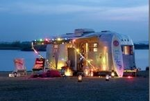A Glamping We Will Go! ~~ / Glamping, camping, outdoors, and more!  / by Michele Seat