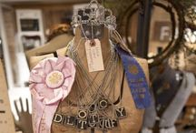 Not Too Shabby! / Junk style, gypsy, boho, DIY, up cycle, shabby chic....all the things I adore!!  / by Michele Seat