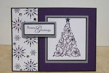 Cards - Snow Swirled / by Bonnie Brang