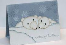 Cards - with a Polar Bear / by Bonnie Brang