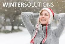 Winter Solutions / Stay warm this Winter!