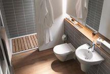 Bathroom / bathroom interior design / by Lorenzo Bonfanti