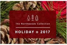 The Northwoods Collection / Get ready to head North and explore the Northwoods Collection from OASIS Floral Products