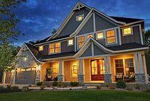 Dream Home / by Denae Wilkinson