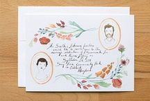 paper things {cards and prints}