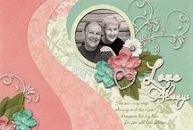Scrapbooking / Pages I admire and Ideas I want to scraplift...