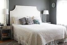 Master Bedroom ideas / by Susan