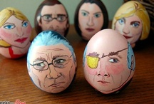 Easter Creations / by Roisin Gormley-Young